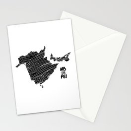 Canadian Improv Games - NB & PEI 2017 Stationery Cards