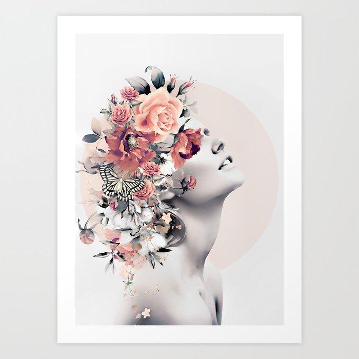 Bloom 7 Art Print