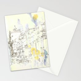 Nothing,my dear, endures Stationery Cards
