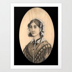 Florence Nightengale Art Print