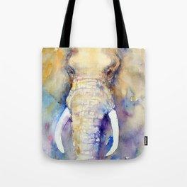 Bluebell Elephant Tote Bag