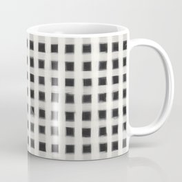 geo brush square Coffee Mug