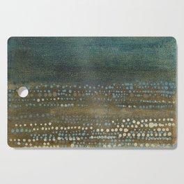 Landscape Dots - Night Cutting Board