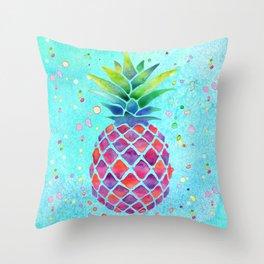 Pineapple Crush Throw Pillow