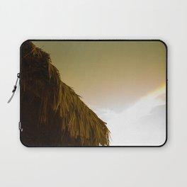 BUNGALOW ROOF II Laptop Sleeve