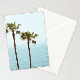 Morning in Laguna Beach Stationery Cards