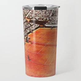 Roland Garros Tennis Travel Mug