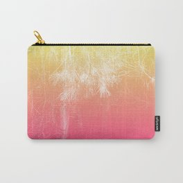Flaming Forest Carry-All Pouch