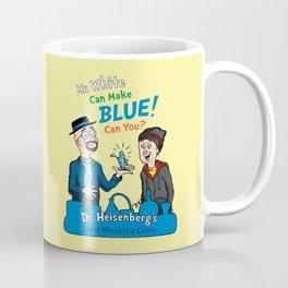 Mr. White Can Make Blue! Coffee Mug