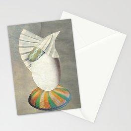 Il clown e la ziodda Stationery Cards