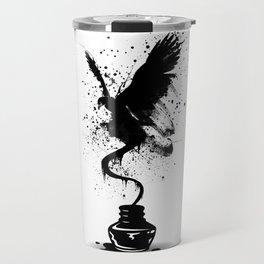 Ink Eagle Travel Mug