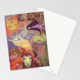 A Strange Fairytale Stationery Cards