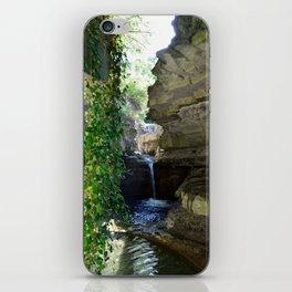 la cascata urlante iPhone Skin