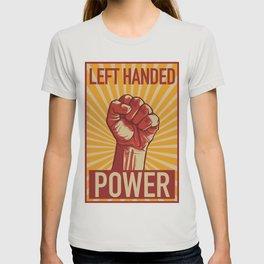 Left Handed Power T-shirt