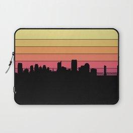 Sacramento Skyline Laptop Sleeve