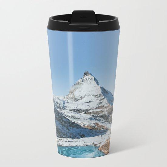 Matterhorn Metal Travel Mug