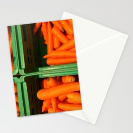 Carrots Stationery Cards