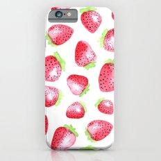Summer Berries Slim Case iPhone 6s