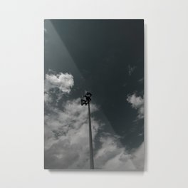Your Attention, Please Metal Print