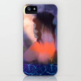 Comforted iPhone Case