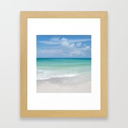 Waters Edge Framed Art Print