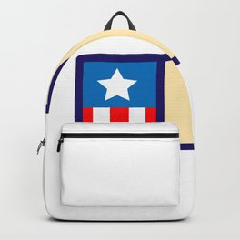 American Hand Thumbs Up Icon Backpack