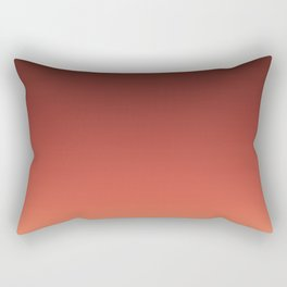 Black red and yellow blurred background . Rectangular Pillow