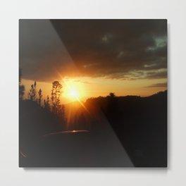 sky of Gran Canaria, Spain Metal Print