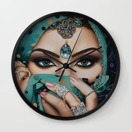 Mariam Wall Clock