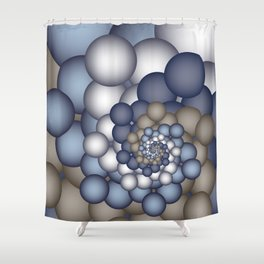 for leggins and more -16- Shower Curtain