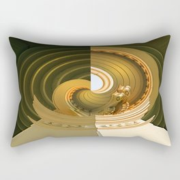 centripetal course 688 Rectangular Pillow