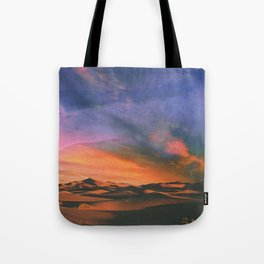 Lonely Dunes Tote Bag