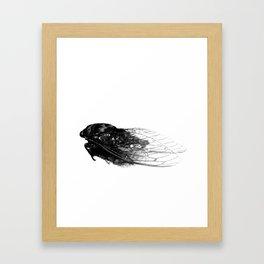 MINUTIAE / 07 Framed Art Print