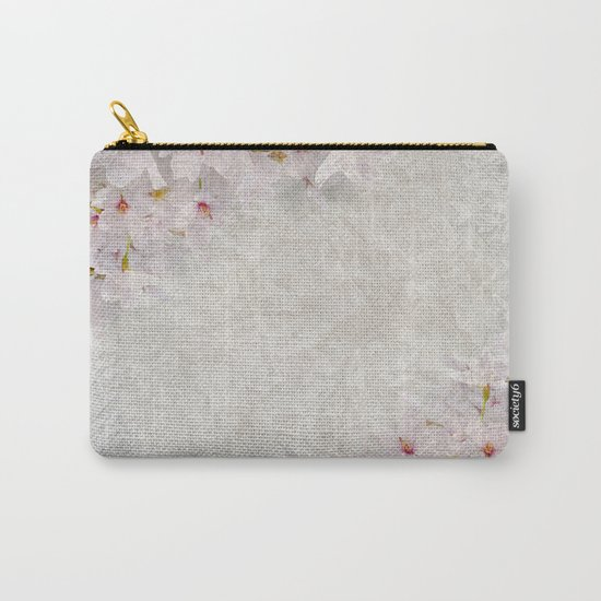 Cherry Blossom #1 Carry-All Pouch