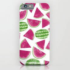 Watermelons Slim Case iPhone 6s