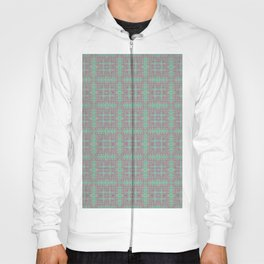 Green Leaf Square Maples Hoody
