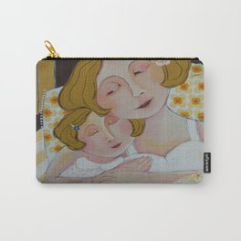 """Nighty Night, My Sweet Girl"" Carry-All Pouch"
