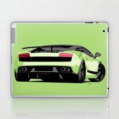 LAMBORGHINI GALLARDO Laptop & iPad Skin