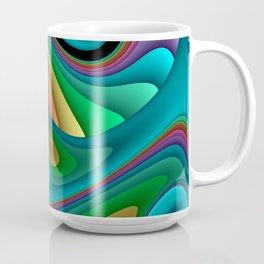 fractal squares -04- Coffee Mug