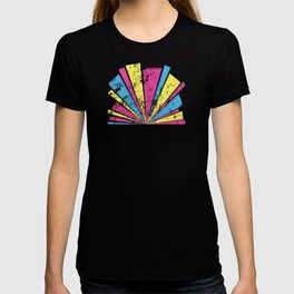 CMYK Star Burst T-shirt