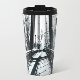 | Never-ending No. 37 - The geometric cry | Travel Mug