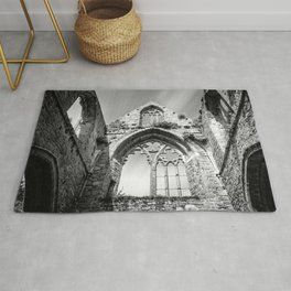 Beauport Abbey Rug