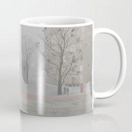 Amsterdam in winter—No.1 Coffee Mug