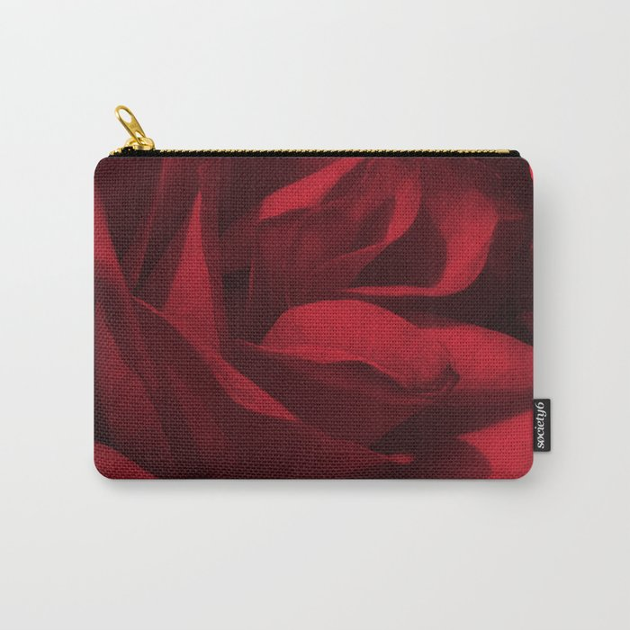 rose rouge 5 Carry-All Pouch