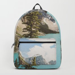 Moraine Lake II Banff National Park Backpack