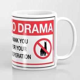 Llama Drama Coffee Mug