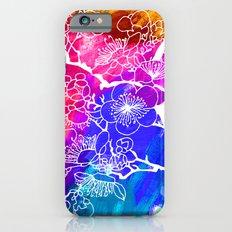 Flowers I Slim Case iPhone 6s