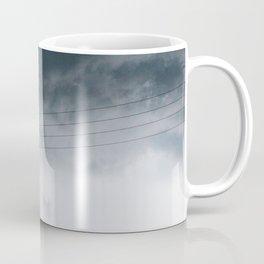 Cloudy Line Coffee Mug