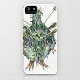 uncle bobo iPhone Case