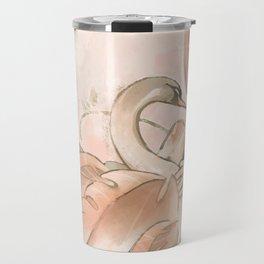 SUSHI SWAN REVISITED Travel Mug